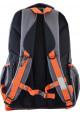 Серый подростковый рюкзак серии Oxford YES OX 302
