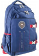 Синий подростковый рюкзак серии Oxford YES OX 302 - интернет магазин stunner.com.ua