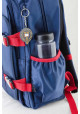 Синий подростковый рюкзак серии Oxford YES OX 302, фото №5 - интернет магазин stunner.com.ua