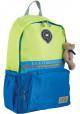 Желто-голубой подростковый рюкзак серии Oxford YES OX 311 - интернет магазин stunner.com.ua