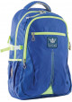 Желто-голубой подростковый рюкзак серии Oxford YES OX 311