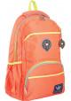 Оранжевый подростковый рюкзак серии Oxford YES OX 313 - интернет магазин stunner.com.ua