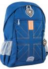 Синий подростковый рюкзак для мальчика серии Oxford YES OX 316