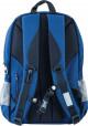 Синий подростковый рюкзак для мальчика серии Oxford YES OX 316, фото №3 - интернет магазин stunner.com.ua