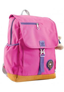 Фото Розовый подростковый рюкзак для девочки серии Oxford YES OX 318