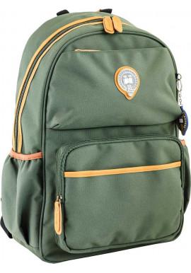 Фото Зеленый подростковый рюкзак серии Oxford YES OX 321