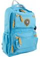 Голубой молодежный рюкзак серии Oxford YES OX 323 - интернет магазин stunner.com.ua