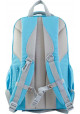 Голубой молодежный рюкзак серии Oxford YES OX 323, фото №4 - интернет магазин stunner.com.ua