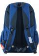 Синий молодежный рюкзак серии Oxford YES OX 324, фото №3 - интернет магазин stunner.com.ua