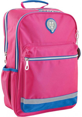 Фото Розовый подростковый рюкзак для девочки серии Oxford YES OX 329