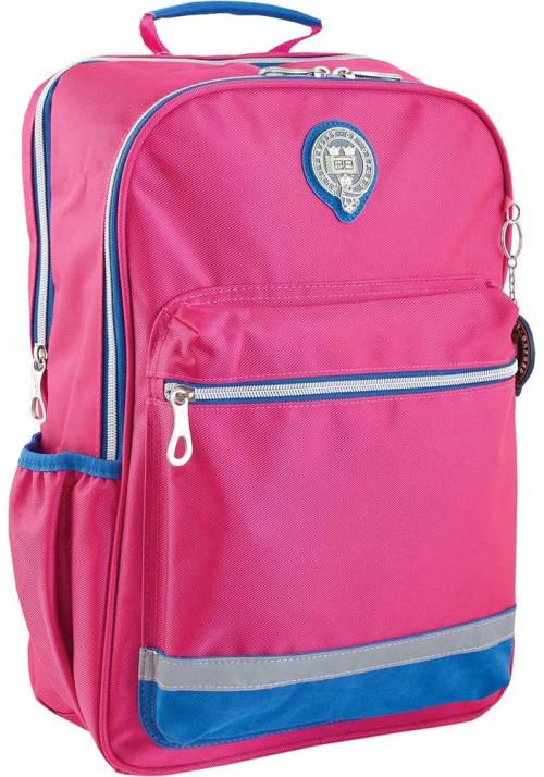 Розовый подростковый рюкзак для девочки серии Oxford YES OX 329