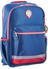 Синий подростковый рюкзак для мальчика серии Oxford YES OX 329