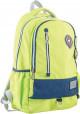 Желтый подростковый рюкзак серии Oxford YES OX 331 - интернет магазин stunner.com.ua