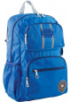 Светло-синий вместительный подростковый рюкзак серии Oxford YES OX 334 - интернет магазин stunner.com.ua