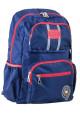 Темно-синий вместительный подростковый рюкзак серии Oxford YES OX 334 - интернет магазин stunner.com.ua