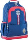 Синий красивый подростковый рюкзак для мальчика серии Oxford YES OX 335