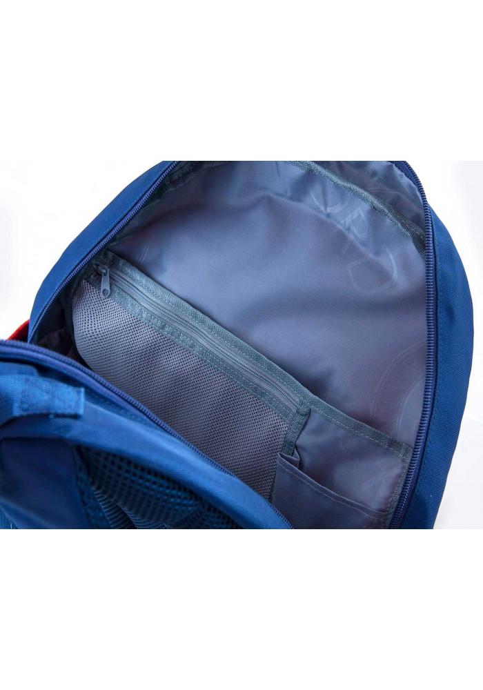 6eef4127a30e ... Синий красивый подростковый рюкзак для мальчика серии Oxford YES OX 335,  ...