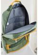 Зеленый подростковый рюкзак серии Cambridge YES CA 076, фото №11 - интернет магазин stunner.com.ua