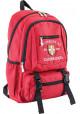 Красный подростковый рюкзак серии Cambridge YES CA 079 - интернет магазин stunner.com.ua