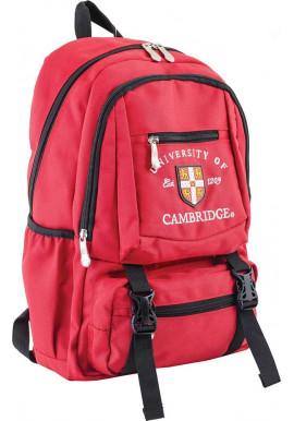 Фото Красный подростковый рюкзак серии Cambridge YES CA 079
