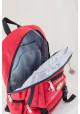 Красный подростковый рюкзак серии Cambridge YES CA 079, фото №9 - интернет магазин stunner.com.ua