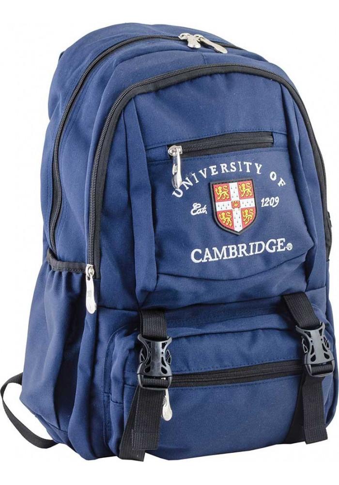 Синий подростковый рюкзак для подростка серии Cambridge YES CA 079