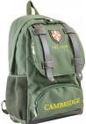 Зеленый подростковый рюкзак для подростка серии Cambridge YES CA 080