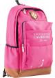 Розовый подростковый рюкзак для девочки серии Cambridge YES CA 083 - интернет магазин stunner.com.ua