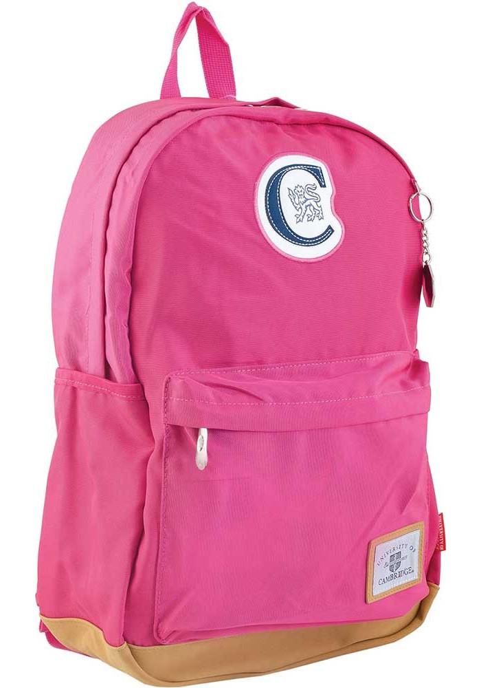 Розовый подростковый рюкзак для девочки серии Cambridge YES CA 087