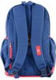 Синий подростковый рюкзак для мальчика серии Cambridge YES CA 097, фото №3 - интернет магазин stunner.com.ua