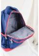 Синий подростковый рюкзак для мальчика серии Cambridge YES CA 097, фото №9 - интернет магазин stunner.com.ua