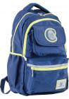 Синий подростковый рюкзак для мальчика серии Cambridge YES CA 104
