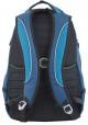 Синий подростковый рюкзак для мальчика  T-35 Carter, фото №3 - интернет магазин stunner.com.ua