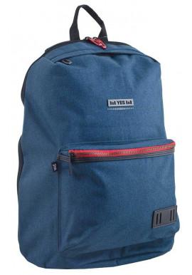 Фото Синий подростковый рюкзак T-35 Oliver