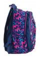 Фиолетовый подростковый рюкзак  T -28 Love, фото №2 - интернет магазин stunner.com.ua