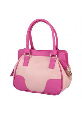 Фото Женская сумка LASKARA LK-10247-pink-fuchia