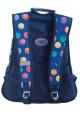 Синий рюкзак для подростка с шариками T -28 Ball, фото №3 - интернет магазин stunner.com.ua