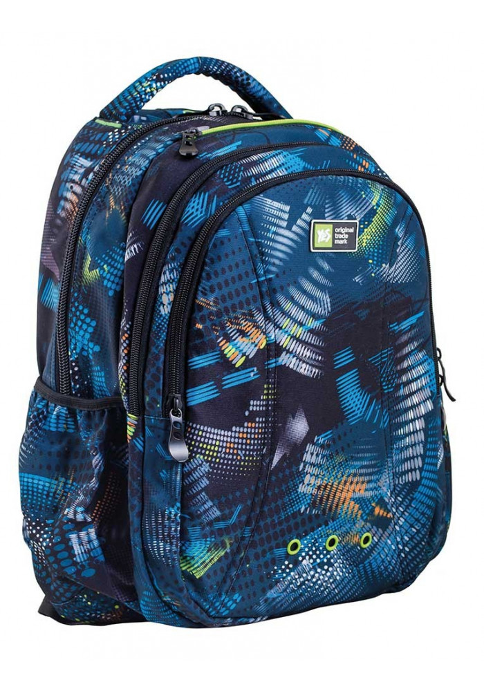 Оригинальный синий рюкзак для мальчика T -31 Clark