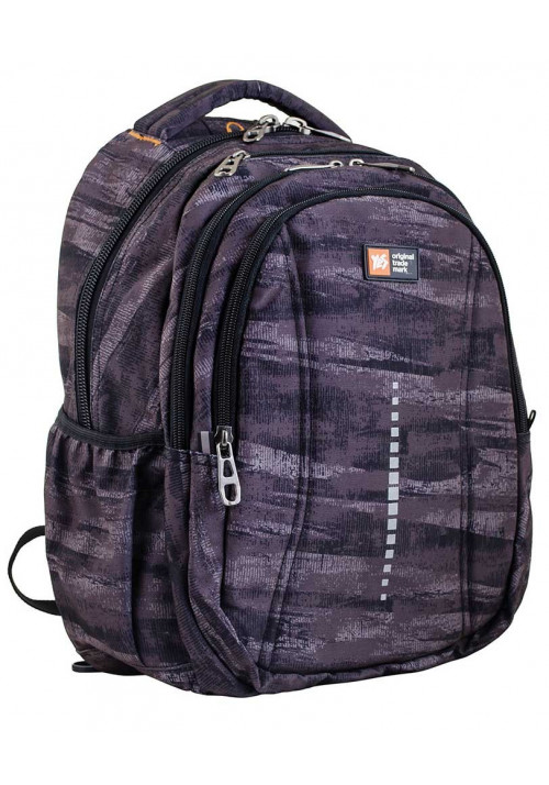 Красивый фиолетовый рюкзак для подростка T-31 Leo
