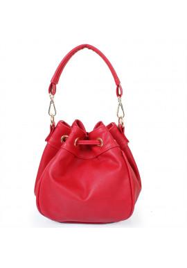 Фото Женская сумочка LASKARA LK10195-red