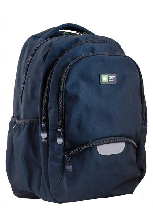 Черный классический рюкзак для подростка T-31 Victor