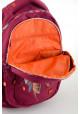 Бордовый подростковый рюкзак Т-22 Dream catcher, фото №9 - интернет магазин stunner.com.ua