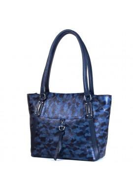 Фото Женская кожаная сумка DESISAN SHI2932-6