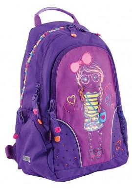Фото Фиолетовый подростковый рюкзак Т-26 Girl