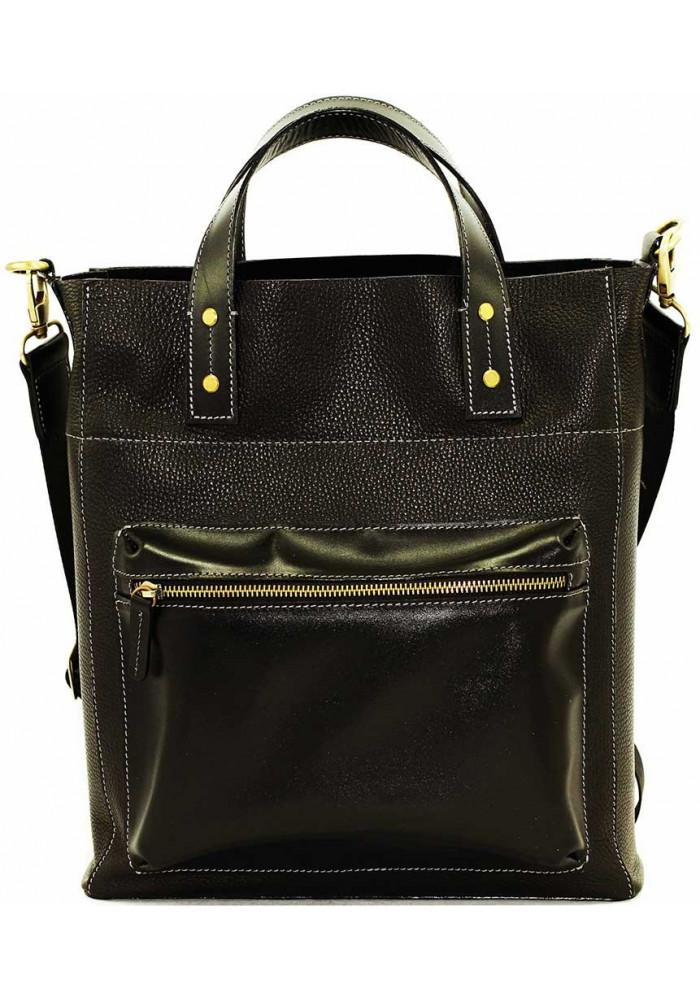 Мужская кожаная сумка Vatto Mk6