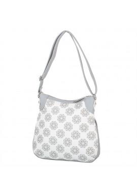 Фото Женская сумка LASKARA LK-20286-grey