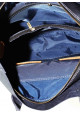 Синяя мужская кожаная сумка Vatto Mk6, фото №8 - интернет магазин stunner.com.ua