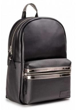 """Фото Черный городской рюкзак """"PIXEL"""" BLACK"""