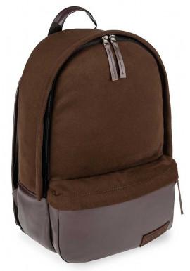 Фото Коричневый замшевый городской рюкзак для BBAG DV-B14