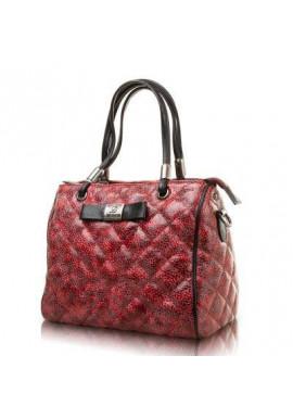 Фото Кожаная женская сумка DESISAN SHI2922-4